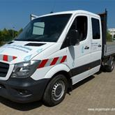 Dopplekabine Mercedes Benz Sprinter