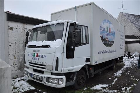 LKW Iveco 7,5 to